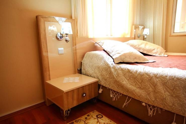 Akdeniz Dekorasyon – Yatak Odası Uygulamalarımız:  tarz Mutfak