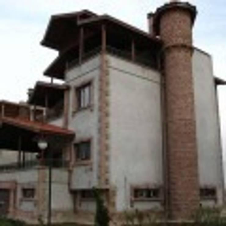 Bayram Soner Acarlıoğlu ve ortakları  – taş marble villa:  tarz