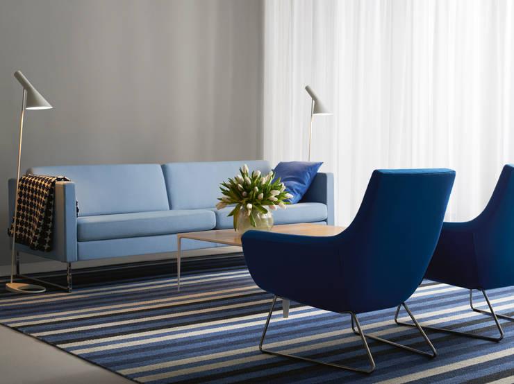 HELSINKI DESIGN: iskandinav tarz tarz Oturma Odası
