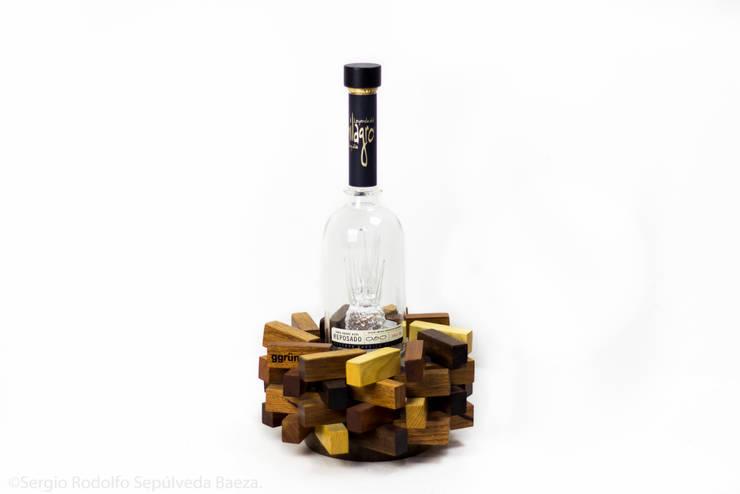 Lámpara ülitch: Hogar de estilo  por ggrün