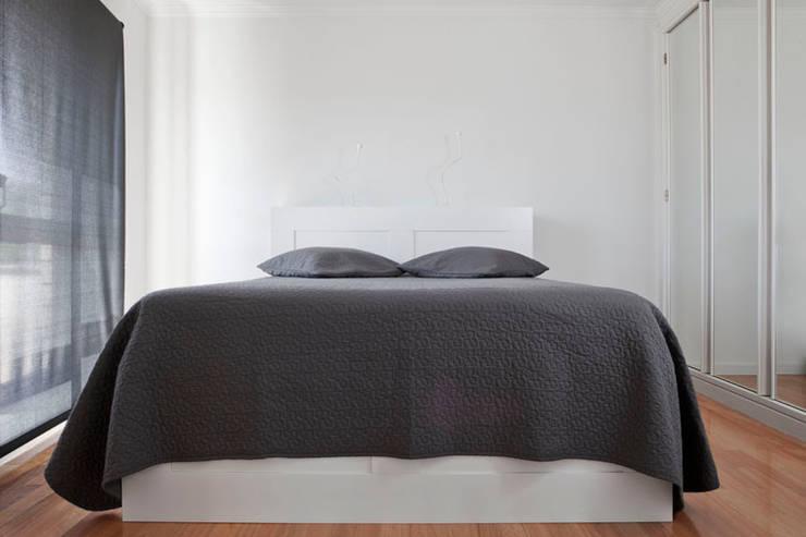 eclectische Slaapkamer door A2OFFICE