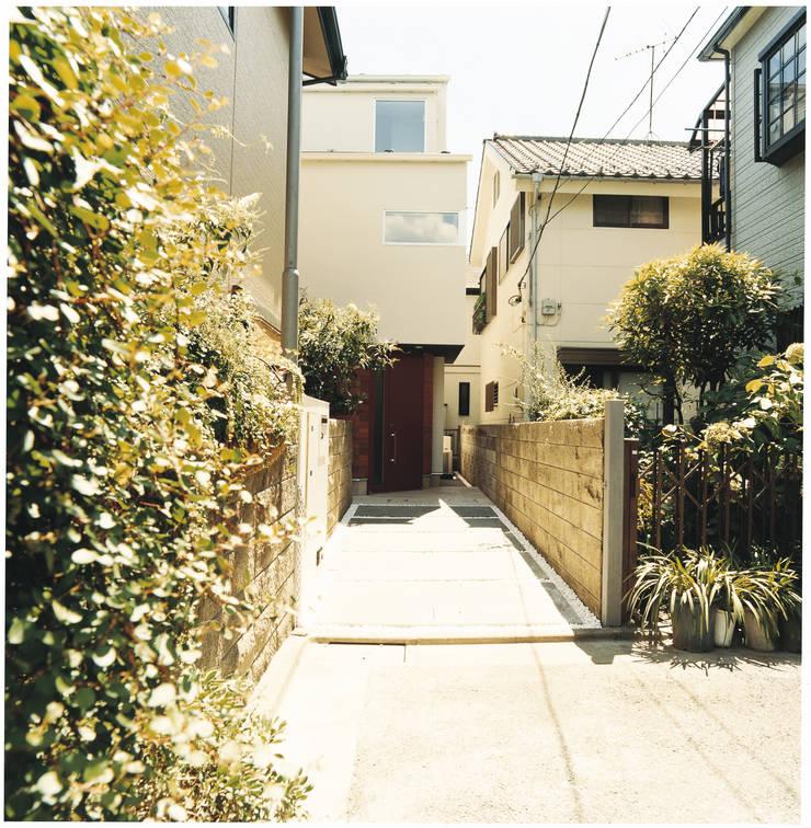 中村南一丁目住宅: 一級建築士事務所 艸の枕が手掛けた家です。