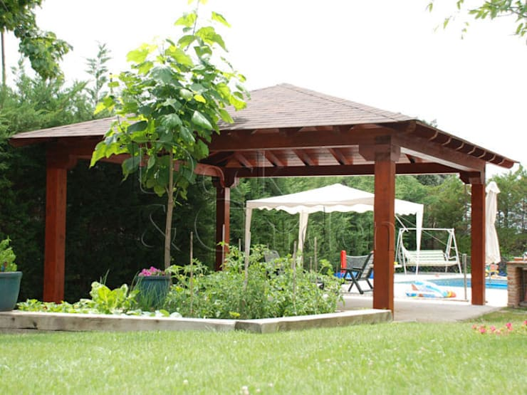 Garden  by DECK & GARDEN