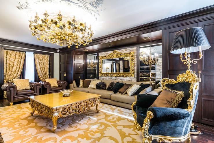 Living room by Belimov-Gushchin Andrey