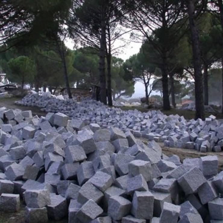 BAZALT KÜPTAŞ – www.mercandogaltas.com:  tarz Bahçe