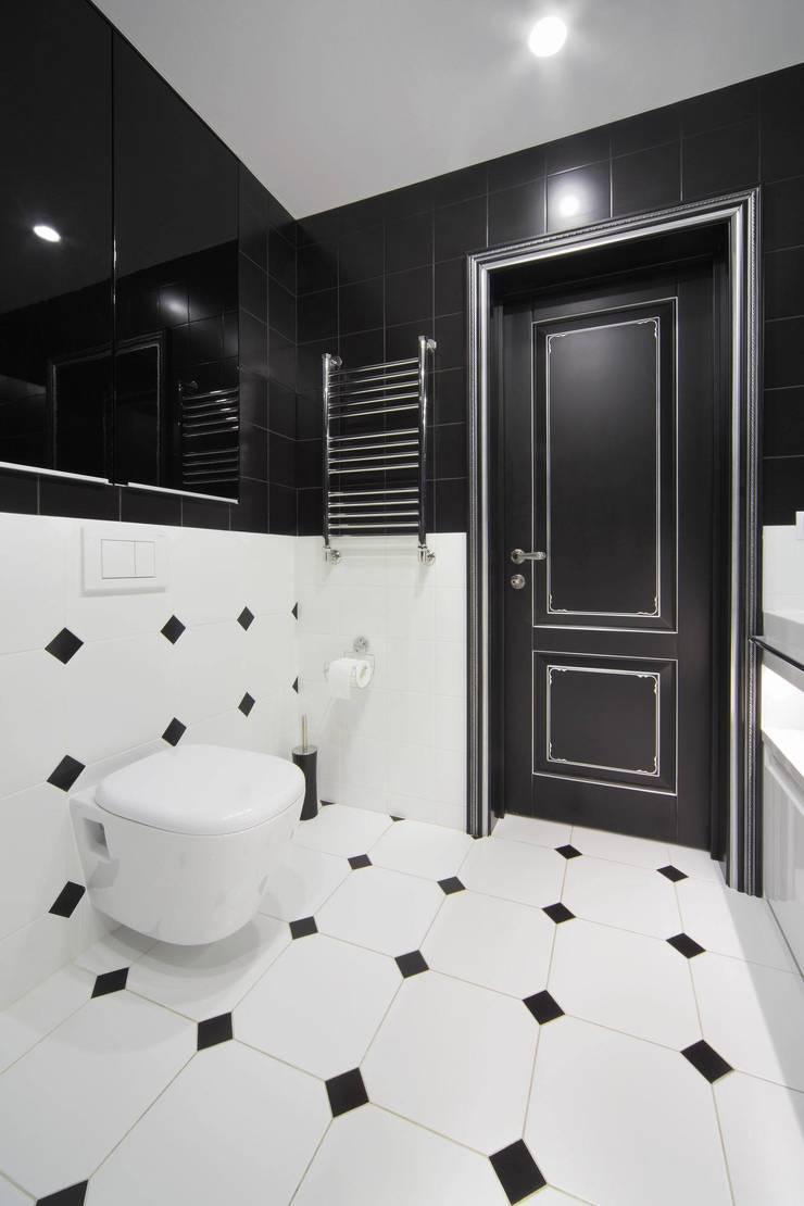 Ванная: Ванные комнаты в . Автор – Студия дизайна интерьера 'Градиз'