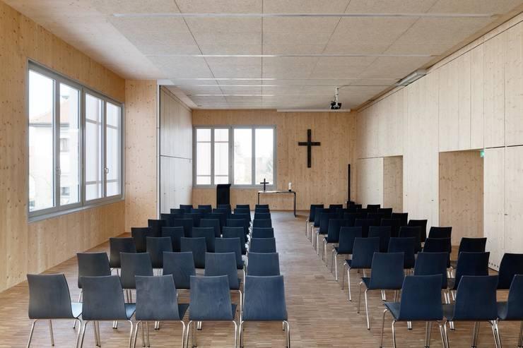 Großer Saal:  Veranstaltungsorte von AAg Loebner Schäfer Weber BDA