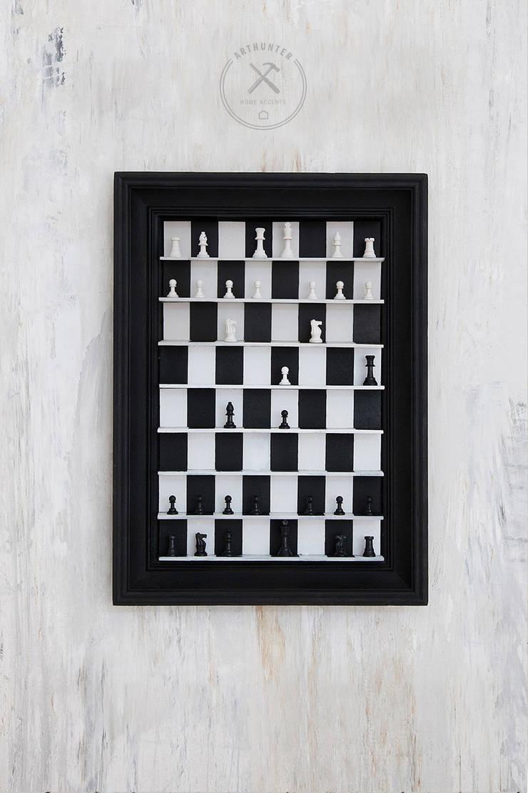 Шахматы ARTHUNTER: Гостиная в . Автор – ARTHUNTER