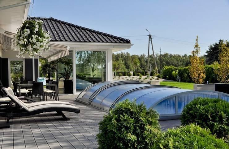 Piscinas de jardín de estilo  de Abakon sp. z o.o. spółka komandytowa