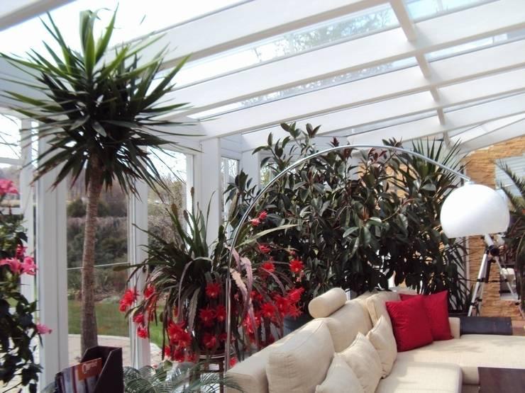 Jardines de invierno de estilo clásico por Gracja