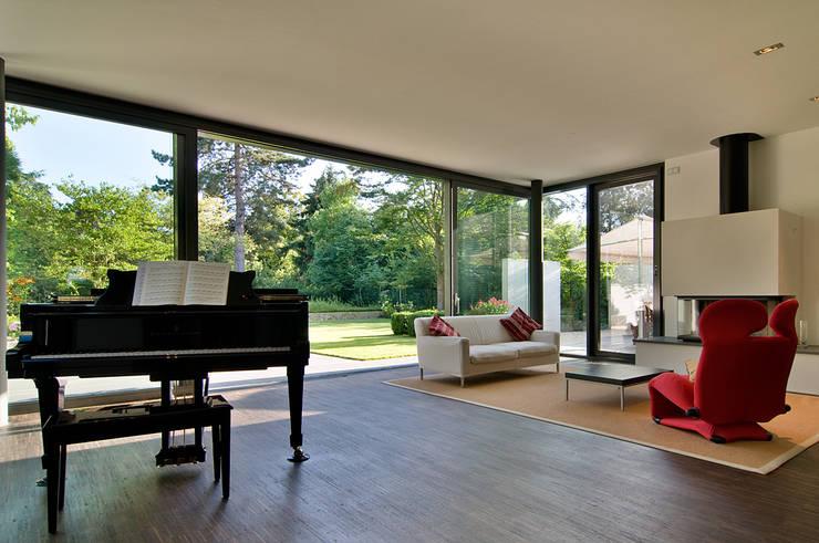 Living room by wirges-klein architekten