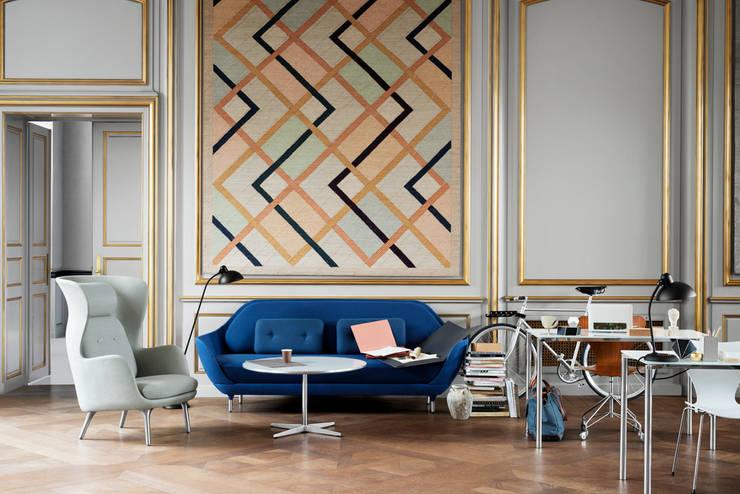 Sofa Favn: styl , w kategorii Salon zaprojektowany przez Mootic Design Store
