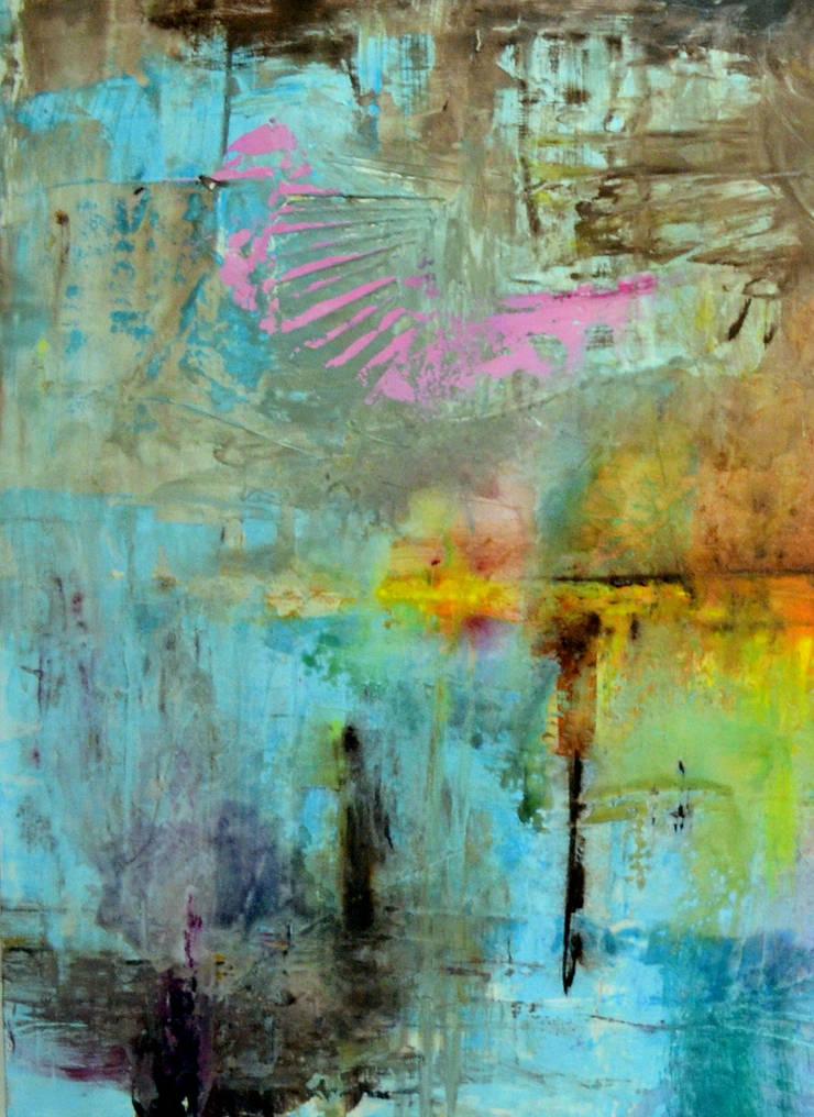 Obras Abstractas: Arte de estilo  por Galeria Ivan Guaderrama