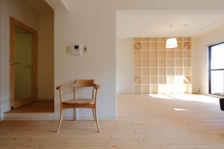 古江西の家Ⅱ: SWITCH&Co.が手掛けた和室です。