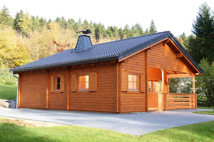 Дома в . Автор – Gartenhaus2000 GmbH