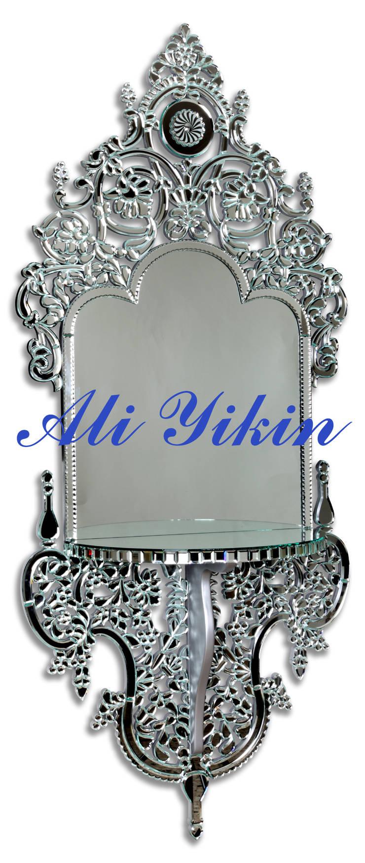 Vitray Avize Ali YIKIN – Harem Ayna:  tarz İç Dekorasyon