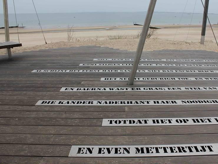 Hotspot cultureel:  Evenementenlocaties door Buro Ruimte & Groen