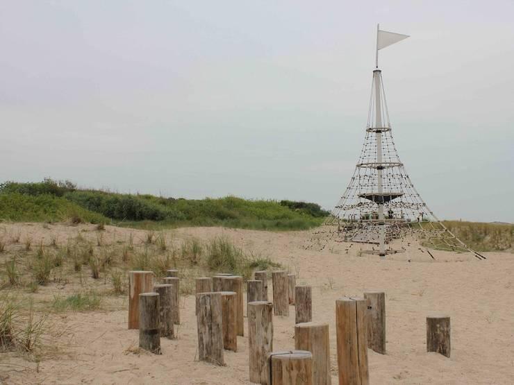 Hotspot Familiair:  Evenementenlocaties door Buro Ruimte & Groen