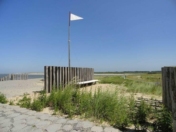 Hotspot Mondain - Stijlvol:  Evenementenlocaties door Buro Ruimte & Groen