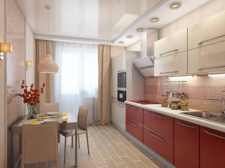 modern Kitchen by Студия дизайна Elena-art