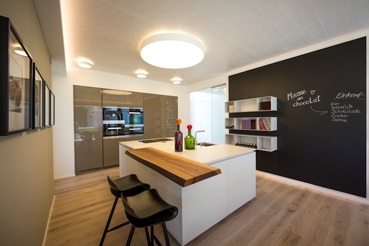 modern Kitchen by ARKITURA GmbH