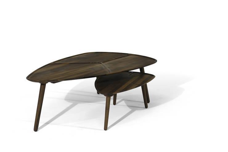 MALIN Salontische:  Wohnzimmer von SOLIDMADE | Design Furniture