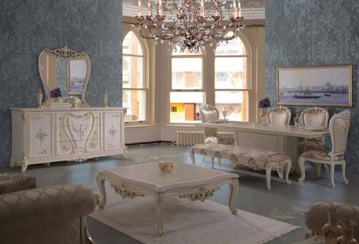 CESE HOME CONCEPT – Oturma Odası:  tarz Oturma Odası, Modern
