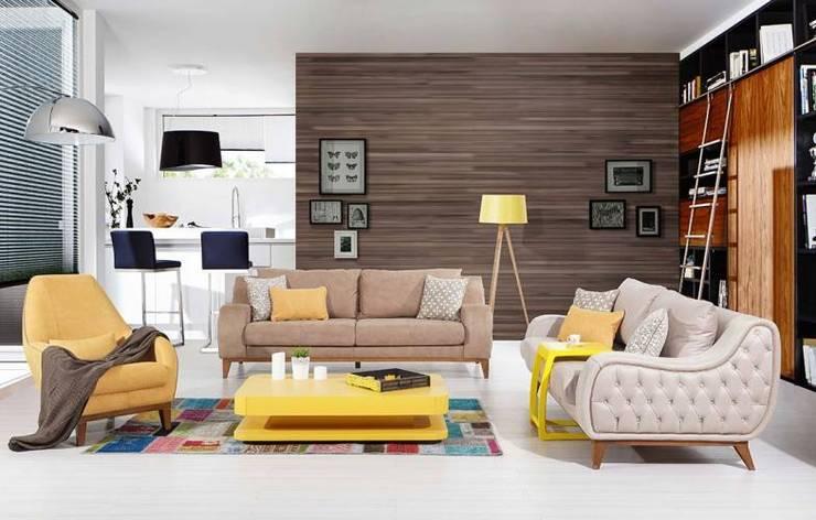 CESE HOME CONCEPT – Oturma Odası:  tarz Oturma Odası