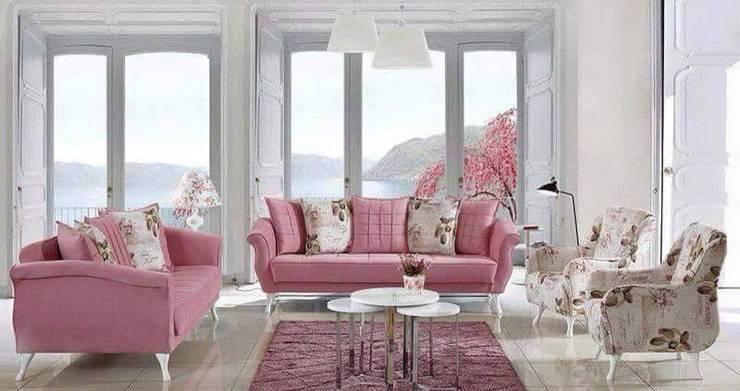 Salas / recibidores de estilo  por CESE HOME CONCEPT