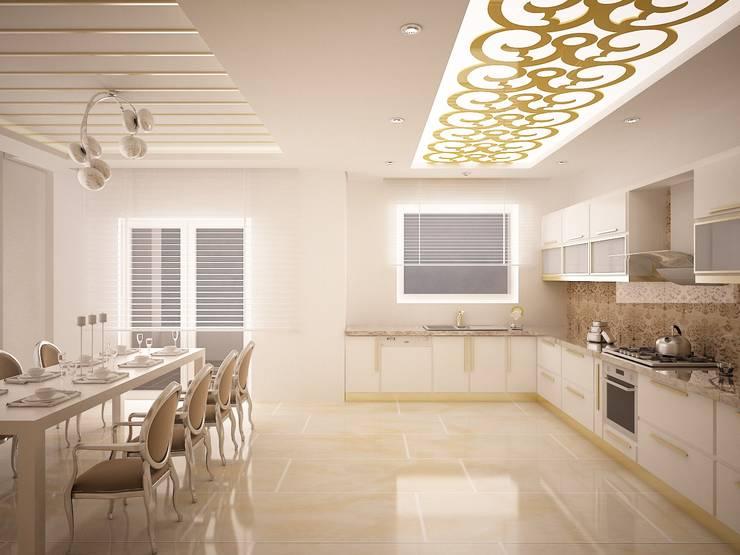 Dapur by Sinar İç mimarlık