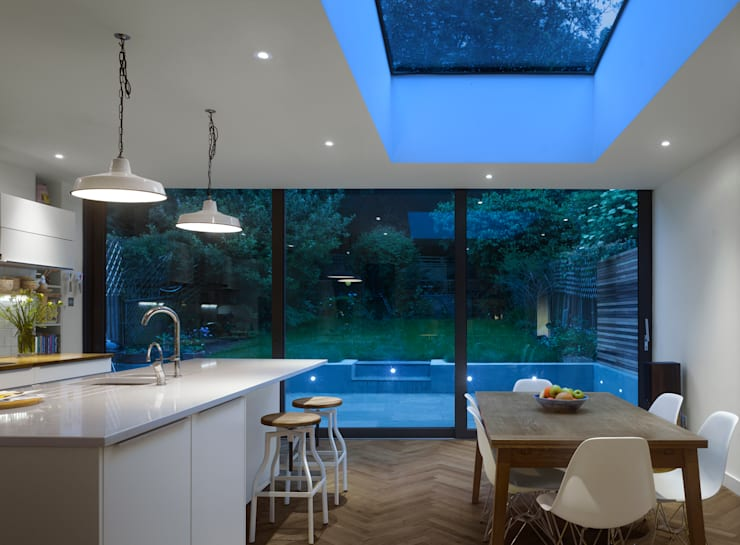 Redston Road:  Kitchen by Andrew Mulroy Architects