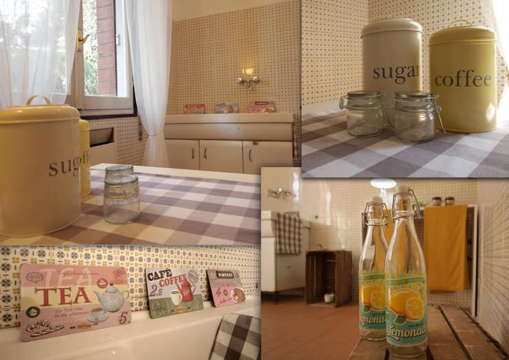 dettagli emozionali...: Cucina in stile in stile Industriale di Michela Galletti Architetto e Home Stager