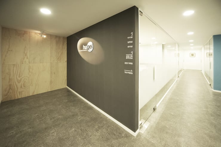 Hugel: By Seog Be Seog | 바이석비석의  회사,모던