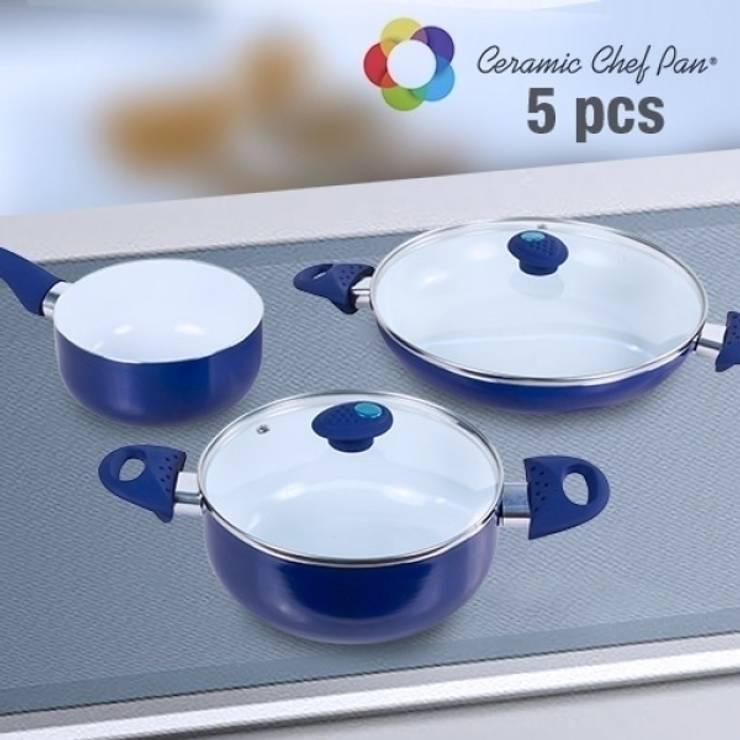 Batería de cocina: Cocina de estilo  de Icool