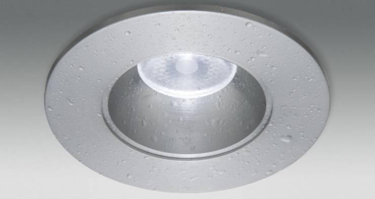 Vaste badkamer inbouwspot LED 10 watt:  Badkamer door R&M Verlichting