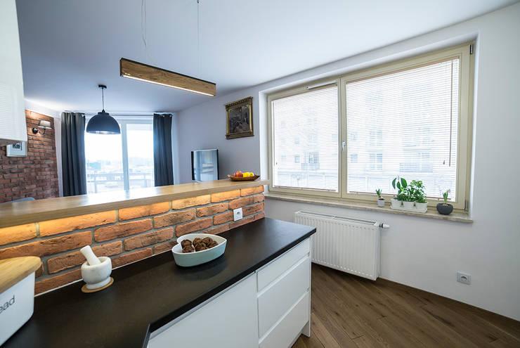 BJN: styl , w kategorii Kuchnia zaprojektowany przez Och_Ach_Concept,