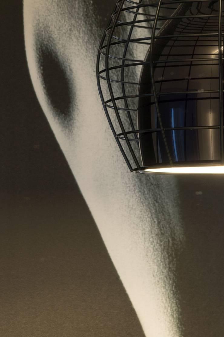 Apartament w Soho-Factory Warszawa: styl , w kategorii Łazienka zaprojektowany przez I Home Studio Barbara Godawska