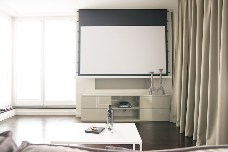 Apartament w Soho-Factory Warszawa: styl , w kategorii Salon zaprojektowany przez I Home Studio Barbara Godawska