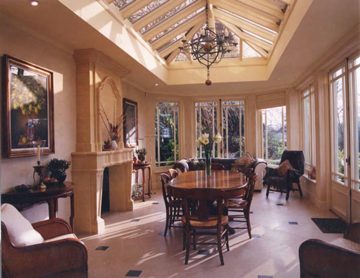 Primrose Hill, London:  Conservatory by Sutters Partnership
