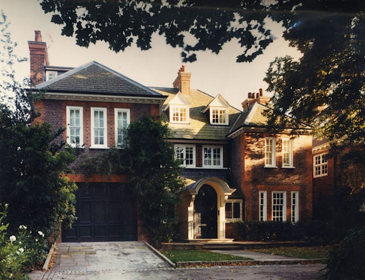 Primrose Hill, London:  Houses by Sutters Partnership