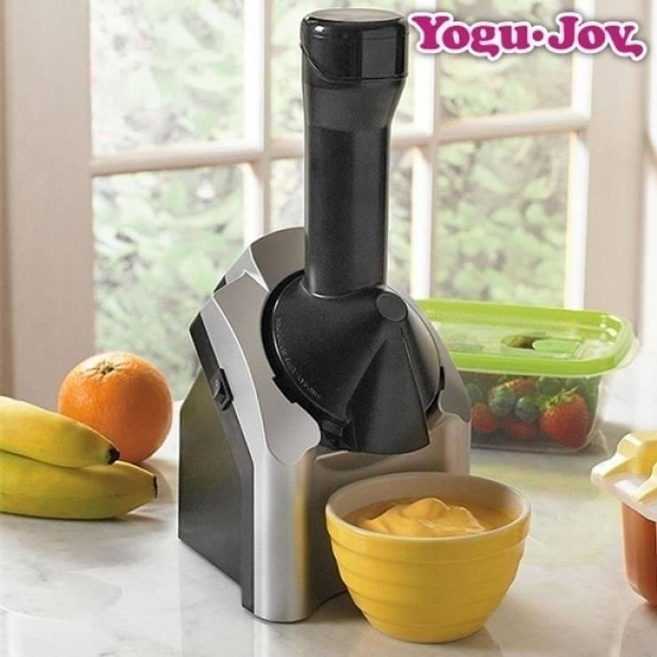 Máquina de Yogurt Helado: Cocina de estilo  de Icool