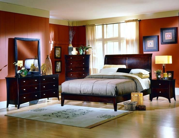 Ysk Tadilat – İç Mimarlık: minimal tarz tarz Yatak Odası