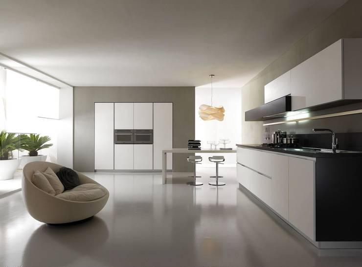 Ysk Tadilat – Mutfak Tadilatı : minimalist tarz , Minimalist