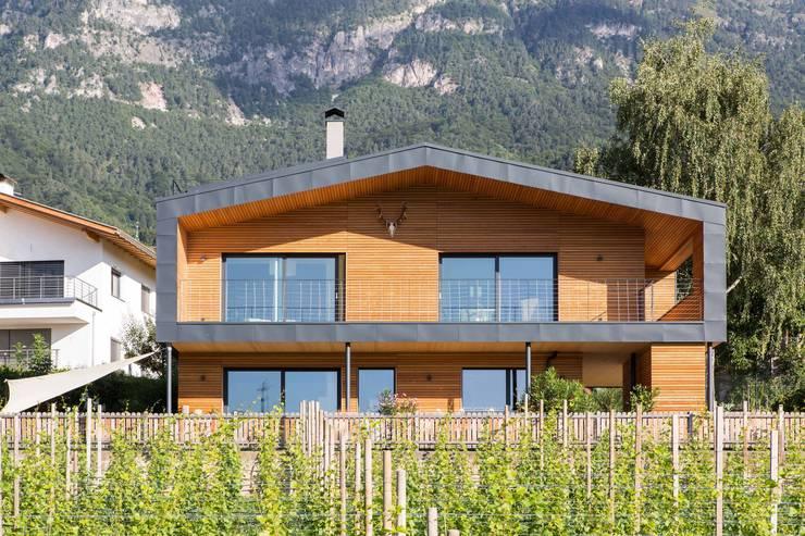 Casas  por Manuel Benedikter Architekt
