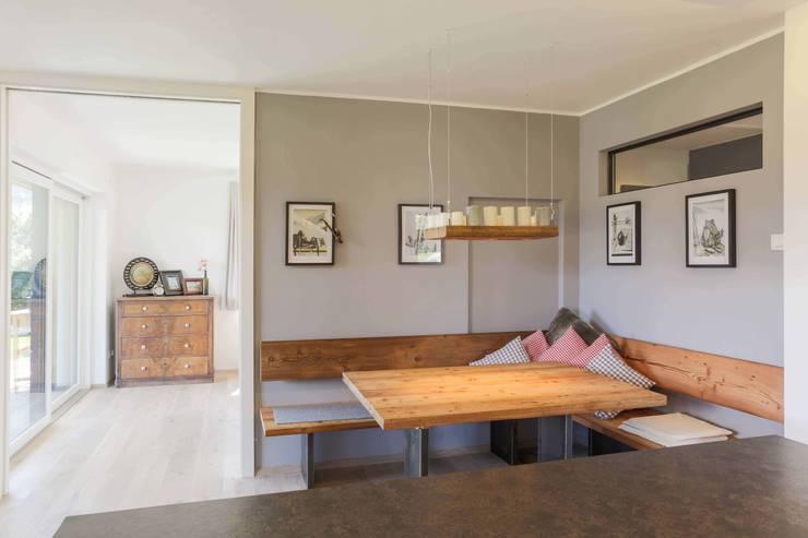 Столовые комнаты в . Автор – Manuel Benedikter Architekt