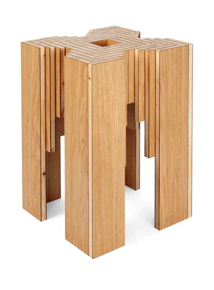 de estilo  por ORTerfinder, Moderno Derivados de madera Transparente