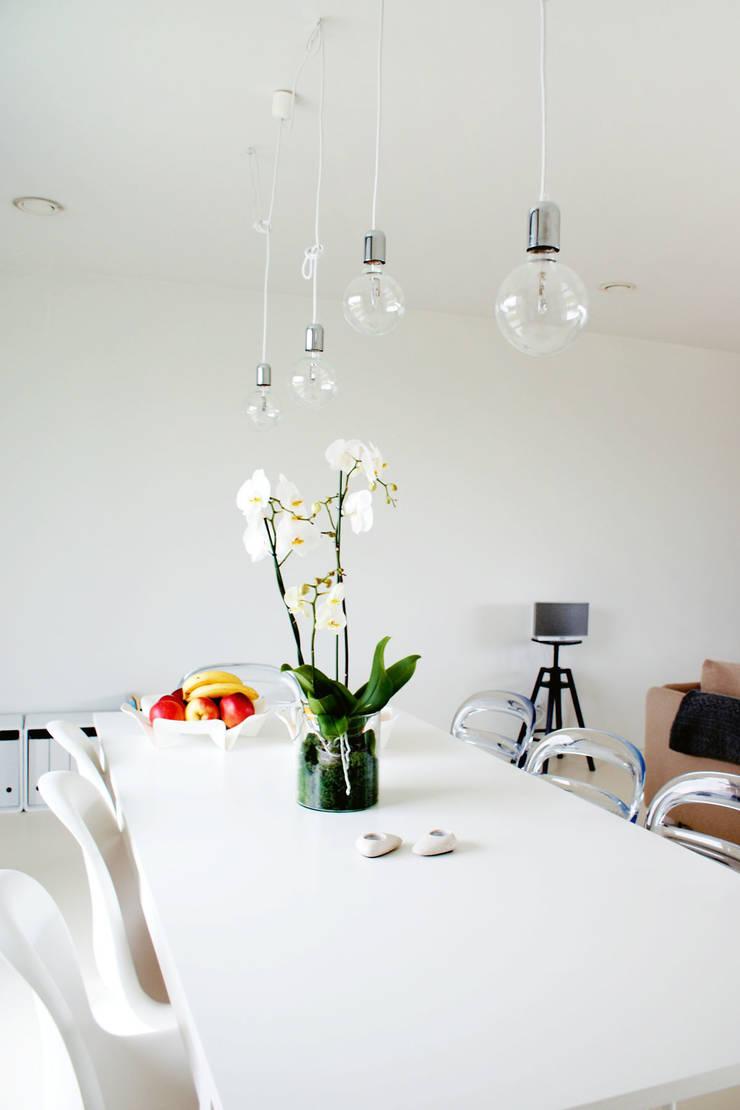 Lampa CableONE: styl , w kategorii Jadalnia zaprojektowany przez CablePower