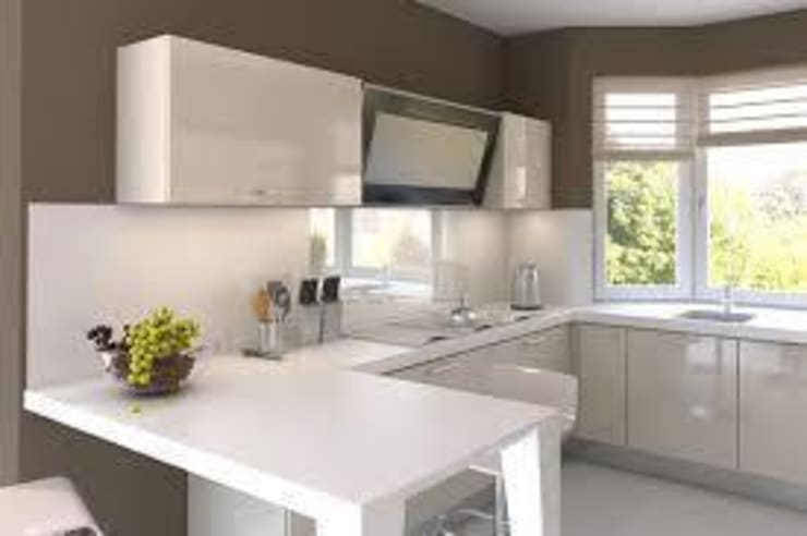 Dekorasyontadilat – Mutfak Tasarımları :  tarz Mutfak, Minimalist