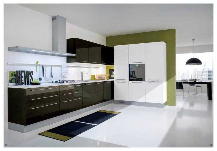 Projekty,  Kuchnia zaprojektowane przez Tadilat Şirketleri