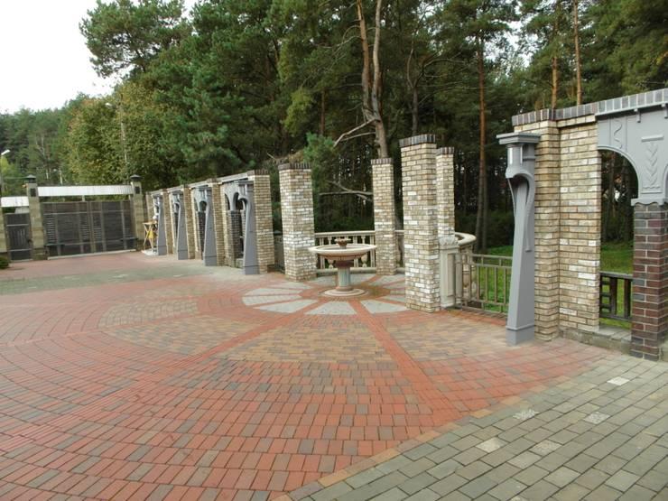Частный дом 2: Сады в . Автор – Архитектор Владимир Калашников , Классический